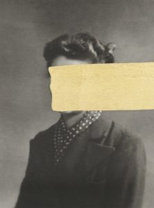 23- photo identité femme- 11x15cm