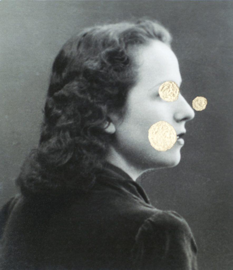 Portrait trois points