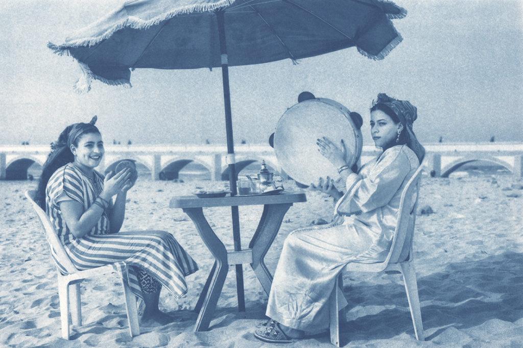 Un après midi sur la plage