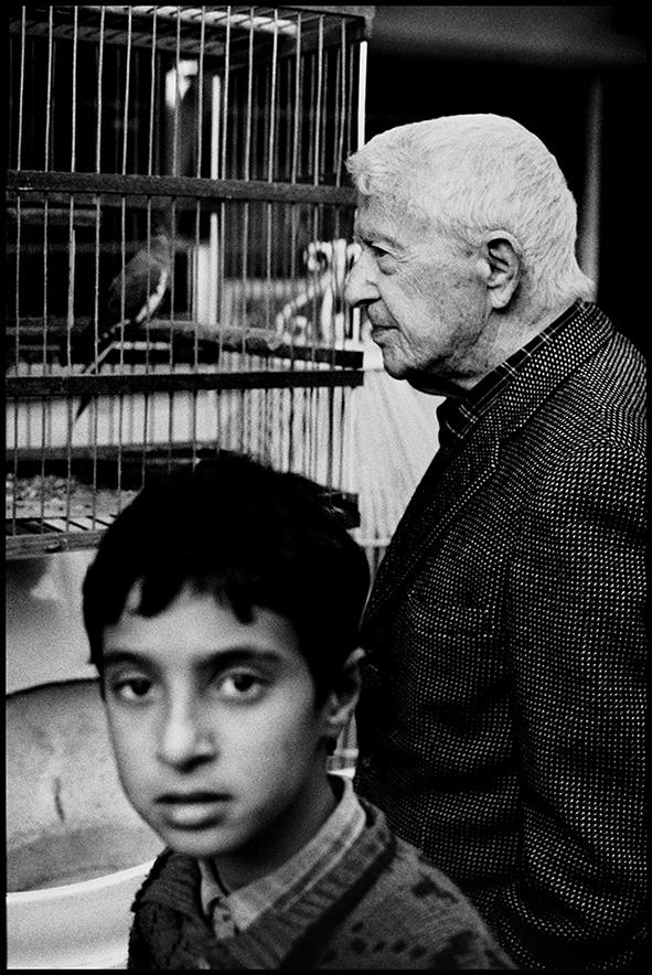 Paul Bowles, Tanger, 1991