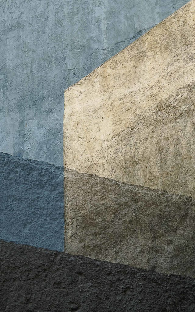 Abstraction Bleue 1