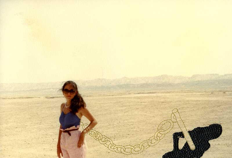 L'adolescence, Le désert de Sodome