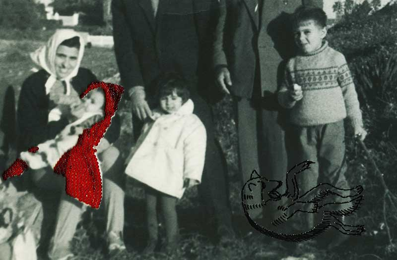 L'enfance marocaine, Le loup
