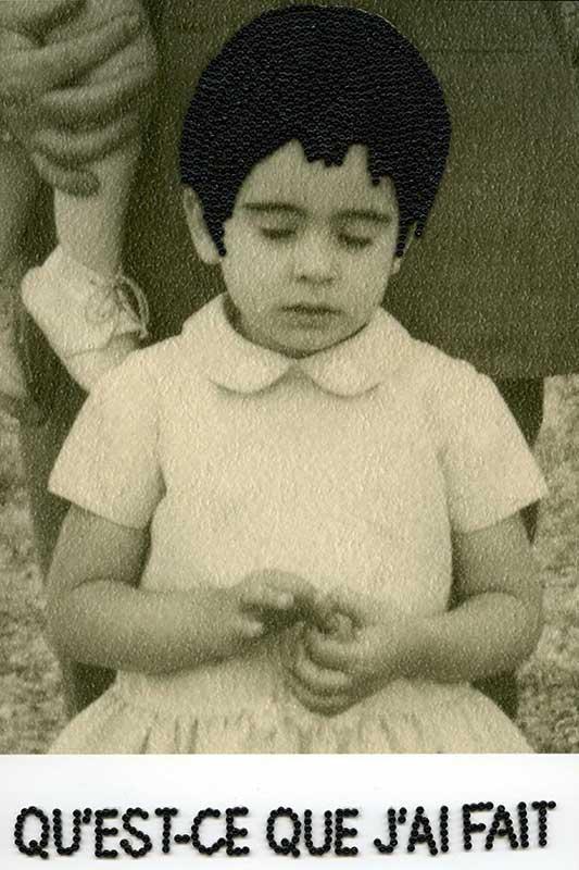 L'enfance marocaine, Qu'est ce que j'ai fait ?