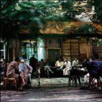 Café à Bab Zuweila au petit matin