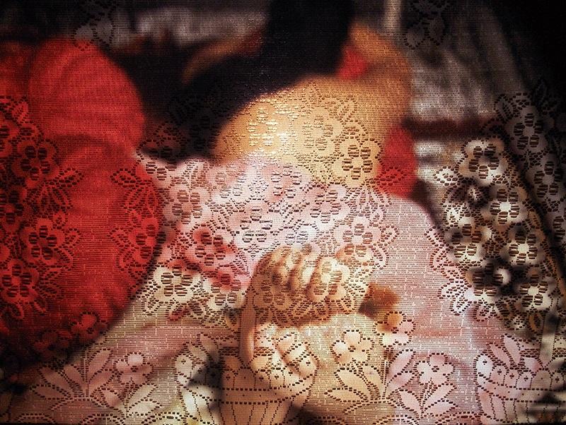 Portrait d'une femme enceinte #11