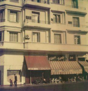 Casablanca, Le café La place verte #13