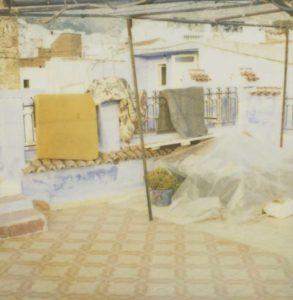 Maroc, La terasse Chefchaouen